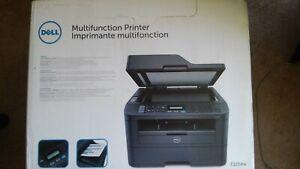 New Dell E515DW Monochrome Laser Multifunction Printer E515DW