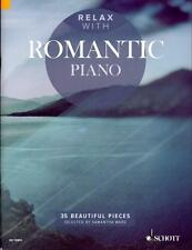 Relax with Romantic Piano - Klavier Noten - ED13851 - 9781847613998