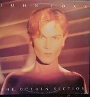 JOHN FOXX - THE GOLDEN SECTION *ANNO 1983-DISCO VINILE 33 GIRI* N.49