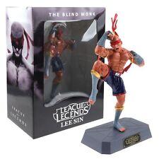 The supreme fist LOL League of Legends Lee Sin Blind Monk Jungle Figure Model