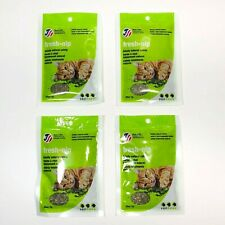 VanNess Natural Catnip High Quality 4pc 0.25oz Your Cat Will Love it Made in USA