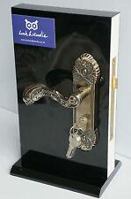Period Style Bronzed Metal External Door Handle
