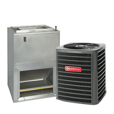 1.5 Ton 14 Seer Goodman Air Conditioning System Gsx140181 - Awuf19051