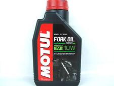 Motul Fork Oil 10W Expert Medium Gabelöl Dämpfungsöl  1Liter SAE Öl Motorrad