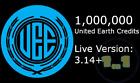 Star Citizen 1,000,000 aUEC (Ver 3.14 Live Alpha UEC)