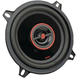 Cerwin-Vega Mobile H752 HED Series 2-Way Coaxial Speakers 5.25 inch 300 Watts ma
