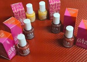 6X Avon Color Trend Fashion Nail Enamel. Nail Polish free p&p