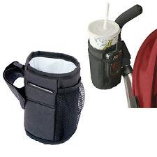 Baby Pram Buggy Stroller Hanging Bag Net Holder for Mug Cup Bottle Phone Stylish
