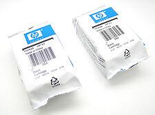 2 Pack of New Genuine HP 63 Ink Black Cartridges F6U62A