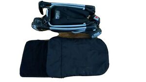 Quinny 72905780 Zapp Xtra Single Seat Stroller - Black