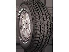 1 New P255/60R15 Cooper Cobra Radial G/T Tire 255 60 15 2556015