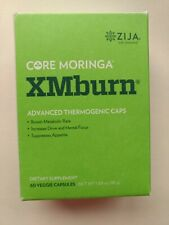Zija XM Burn XMBurn Advanced Thermogenic Caps weight loss appetite suppressant