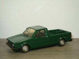 VW Volkswagen Golf Caddy - Tin Wizard 1113 Germany 1:43 in Box *42957