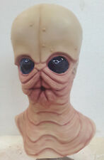 Bith Musician SW mask Cantina Band  Figrin D`an Cosplay  Rubber Mask