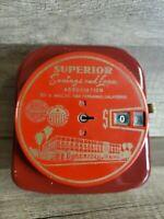 Vintage Add O Matic Coin Bank Superior Savings and Loan California No Key