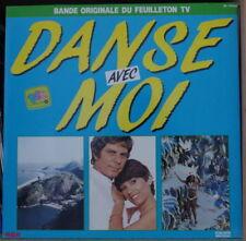 DANSE AVEC MOI VARIOUS ARTISTS B.O FEUILLETON TV HOLLAND PRESS LP RCA 1984