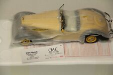 1/18 CMC 1935 AUDI FRONT 225 ROADSTER BLACK/YELLOW M-075 A , NEW
