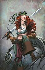 LEGENDERRY RED SONJA #4 1:20 Joe Benitez Virgin Art Cover C Varaint Dynamite