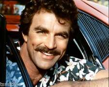 Tom Selleck Magnum PI 8x10 Photo 001