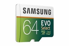Samsung 64GB Micro EVO select View 2 4K UHD SD card for Galaxy View WiFi tablet