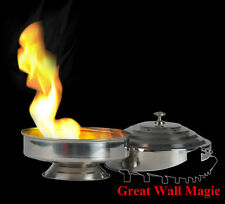 Free shipping Big Dove Pan (Deluxe) Double Load Stage Magic , Magic Trick