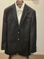 BAR WS Western Wear Mens 2 Bttn Western Sport Coat sz 40 Large Long