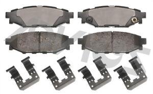 Disc Brake Pad Set-2.5i Rear ADVICS AD1114