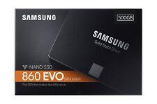 SSD HARD DISK SOLIDO SAMSUNG 860 Evo Series V-NAND 500GB SATA3 6Gb MZ-76E500B/EU