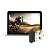 Mini Portable ANT+ USB Stick Adapter Dongle for Garmin Zwift Wahoo Bkool Games