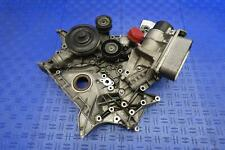 2010 - 2012 MERCEDES E350 W212 OEM 3.5L ENGINE TIMING COVER