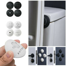 Wall Protector Self Adhesive Rubber Stop Door Handle Bumper Guard Stopper