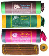 Inciensos 3er set Kama Sutra-lemongrass-White Lotus Tibetan incense