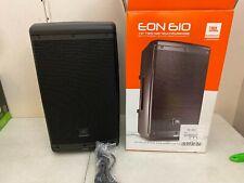 Jbl Professional Eon610 Portable 2-Way Multipurpose Self-Powered Sound Reinforc