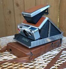 Vintage Polaroid SX-70 Land Camera + Case UNTESTED