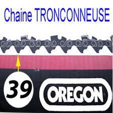 Chaine OREGON tronconneuse 39 maillons entraineur 3/8 1.3