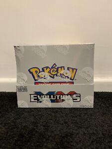 Pokemon TCG: XY Evolutions Theme Starter Deck Box (Brand New & Sealed) *RARE*