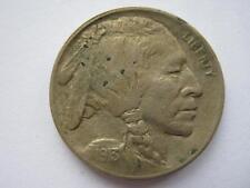 Estados Unidos 1913 Buffalo níquel 5 Centavos, gvf. tipo 1.