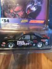 Johnny Lighting Kiss Paul Stanley Collectible Die Cast Car #34