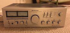 Kenwood KA-801 Integrated Stereo Amplifier Vintage Tested Works Clean
