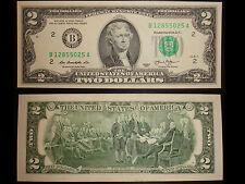 2 Dollar Schein New York (B) 2013 UNC. – Two Dollars New York (B) USA unc.
