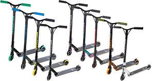 Freestyle Stunt Roller Scooter Kickroller Tretroller Raven Evolution Slick