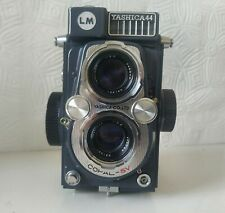 Yashica  LM 44 Baby 4x4 +case +CLA