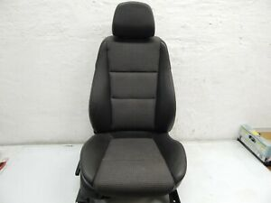 Vauxhall Vectra C GTS Seat Front Right Passenger Heated Partially Leather 208116