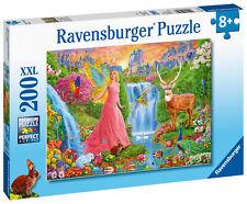 12624 Ravensburger Magical Fairy Magic XXL 200pc Jigsaw Puzzle Children Kids 8+