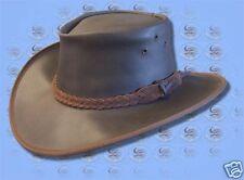 AUSTRALIA Hat - DRIFTER Wax/Oil Leather W/Resistent HAT