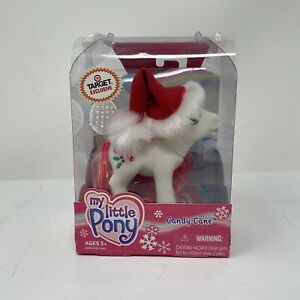 My Little Pony G3 2003 Hasbro Candy Cane Target Exclusive