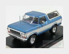 Ford Usa Bronco 1978 Light Blue Met White PREMIUM-X 1:43 PRD045