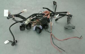 KTM RC-8 Wiring Loom Rear Section Harness 2008