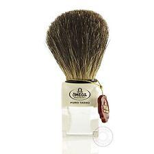 Omega 6188 Pure Badger Hair Shaving Brush