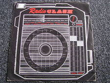 The Clash-this is radio Clash 7 ps-1981 Spain-PUNK - 45 giri/min